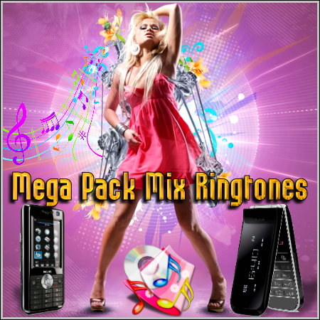 Mega Pack Mix Ringtones