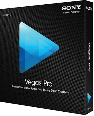 SONY Vegas Pro 12.0 Build 770 (x64) RePack by KpoJIuK